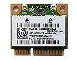 Wireless LAN Card for Gateway DX4870-UB308ZX6971 X202E-DH31T Laptop Compatible AR5B225