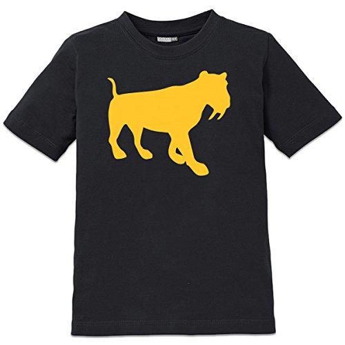 Camiseta de niño Tigre de dientes de sable by Shirtcity