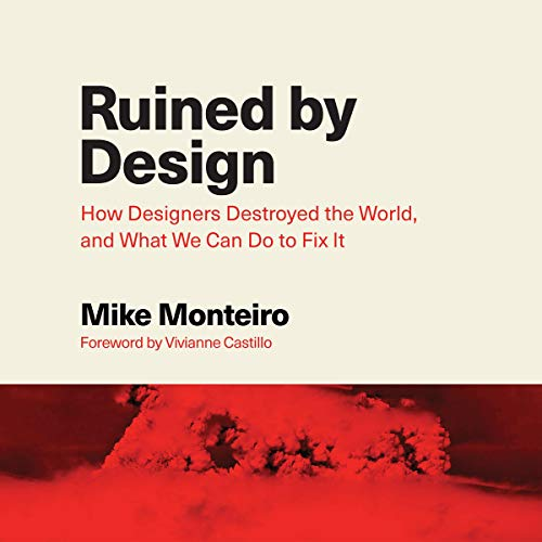 Ruined by Design audiobook cover art