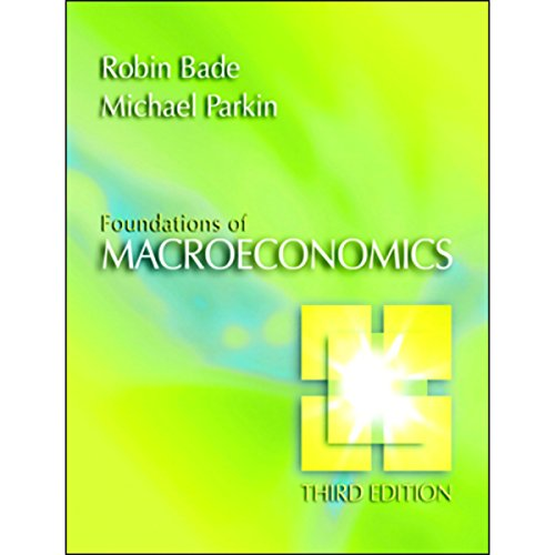 VangoNotes for Foundations of Macroeconomics, 3/e audiobook cover art