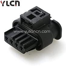 Gimax 5 Sets 4 pin plastic plug auto connector 805-122-541