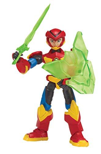 Power Players, Figurine Articulée 12 cm, 10 points d'articulation & Accessoires, Modèles aléatoires, Jouet pour enfants dès 4 ans, PWW01