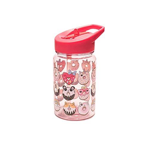 TRITAN i biberon per bambini borraccia bottiglia 450 ML (CIAMBELLE)