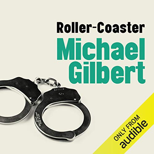 Roller-Coaster audiobook cover art