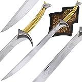 G8DS® Thorin Schwert Katana inkl. Wandhalterung Aufhängung Der kleine Hobbit