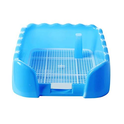 Haustier Kleine Ratte WC Kaninchen Toilette Quadratische Töpfchen Trainer Ecke Wurf Bettwäsche Box Für Kleintier Kaninchen Meerschweinchen