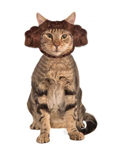 Horror-Shop Princesse Leia Cat Hat