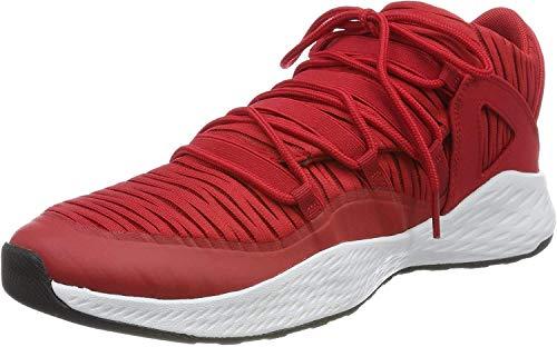 Nike Herren Jordan Formula 23 Low Gymnastikschuhe, Rot (Gym Redgym Redpure Platinum), 42 EU