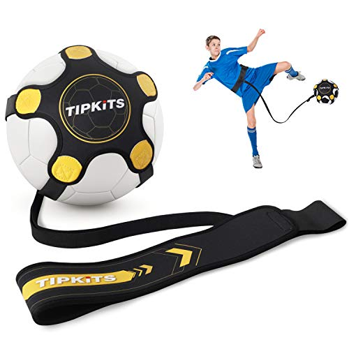 Tipkits Soccer Training Equipment for Kids Adults, Solo...