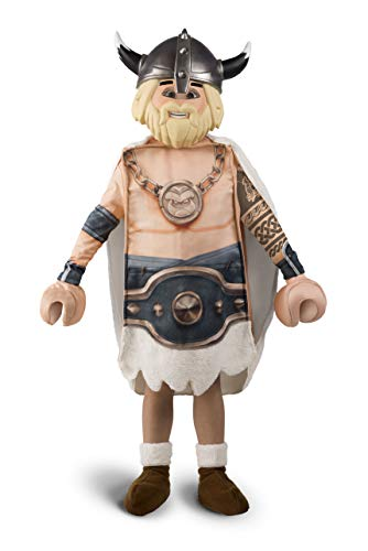 Viving Costumes, S.L. Disfraz de Playmobil Movie Charlie