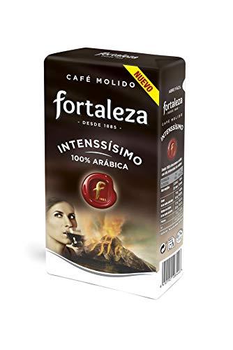 Café FORTALEZA - Café Molido Intenssísimo - Pack de 3 x 235 g, Total: 705 g