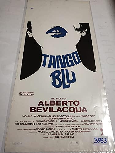 Póster - Blue Tango - Alberto Bevilacqua - Franco Franchi, Andrea Roncato