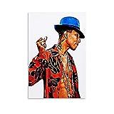liutao Pharrell Williams Poster, dekoratives Gemälde,