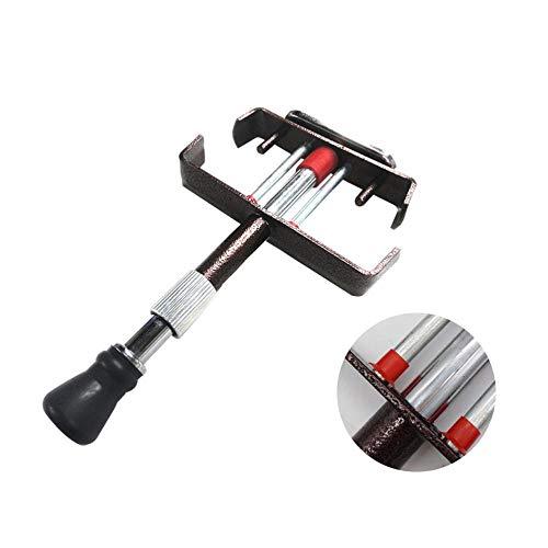 sperrenCar Advanced Clutch Lock Pedal Lock Brake Lock Multi-Purpose Anti-Theft Lock Car Theft Protection Steel Locking Tool