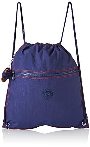 Kipling SUPERTABOO Kinder-Sporttasche, 45 cm, 15 Liter, Polish Blue C