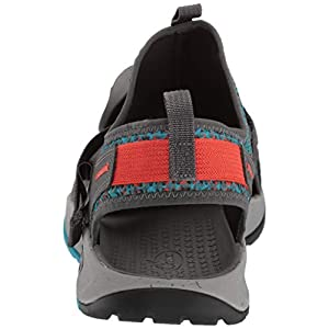 Chaco Women's Odyssey Hiking Shoe, Wax Teal, 12.0 M US