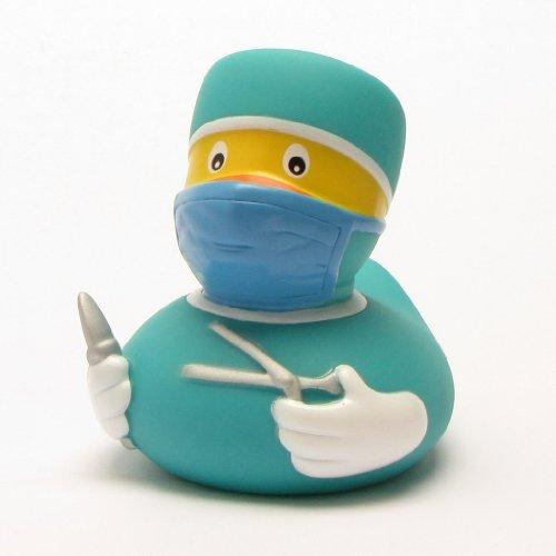 Badeente Chirurg Ernst