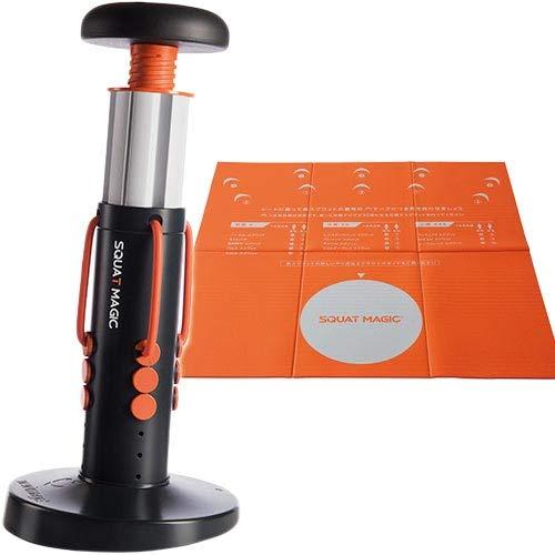 [ショップジャパン] トレーニング器具 スクワットマジック & マット セット FN005675/SQM-WS02