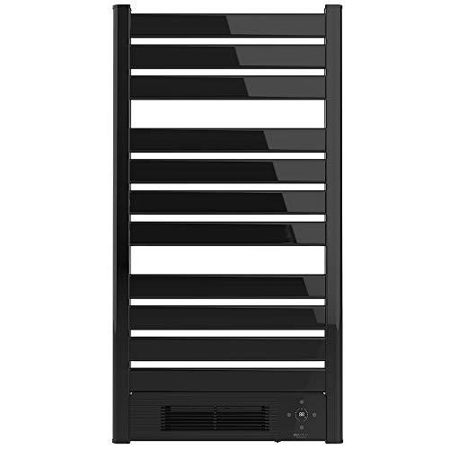 Cecotec Radiador Toallero Eléctrico Bajo Consumo Ready Warm 9770 Ceramic Towel Black....