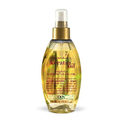 OGX Keratin Haaröl für geschädigtes Haar 118 ml