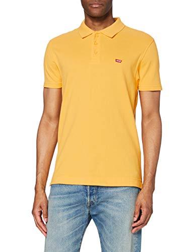 Levi's Herren O.G Batwing Polo Shirt, Kumquat, L