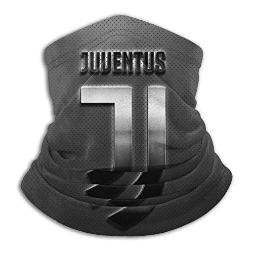 GHDF Fußball Te-am Ju-ven-tu-s Halsmanschette Kopfbedeckung Mikrofaser-Halswärmer...