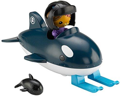 Octonauts - Figura de Juguete (Mattel BDL98)