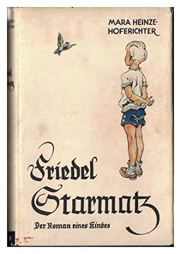 Friedel Starmatz - Der Roman eines Kindes - Geschrieben für die Jugend und alle die Kinder lieb haben