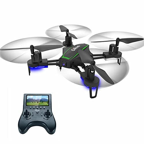 JJDSN Faltbare Drohne mit Kamera für...