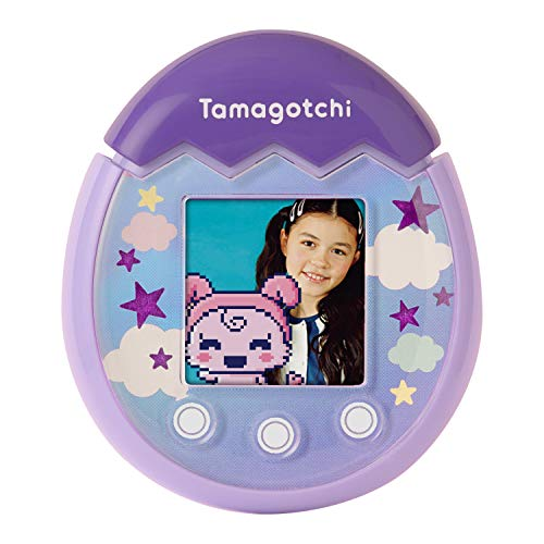 Tamagotchi Pix - Sky (Purple)