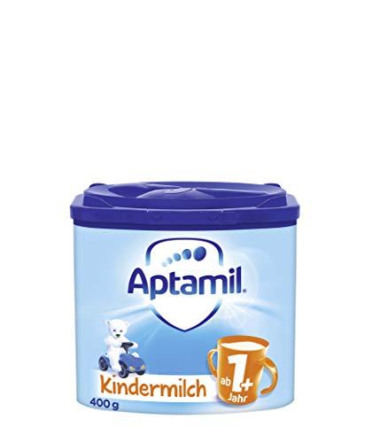 Aptamil Kindermilch ab 1 Jahr (1+), Milchnahrung Pulver (1 x 400 g)