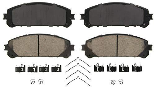 Wagner QuickStop ZD1324 Ceramic Disc Brake Pad Set
