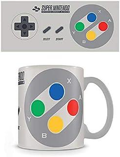 Nintendo Kaffemuggar, papper, flerfärgad, 11 x 11 x 1,3 cm