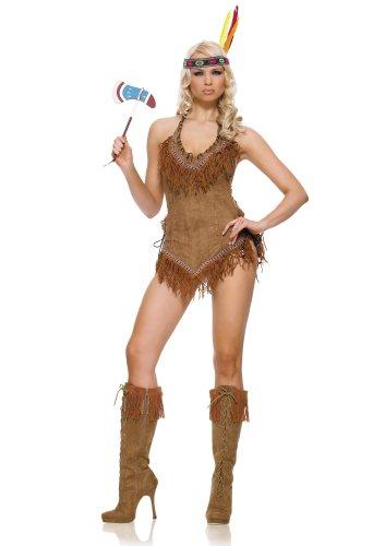 Leg Avenue Indianer-Kostüm , 1 Stück