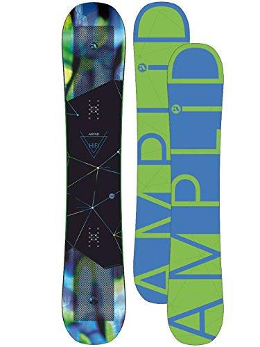 Amplid Herren Freestyle Snowboard HiFi 155
