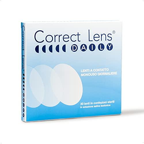 Correct Lens Daily 30 lenti a contatto monouso giornaliere dtr 2,75