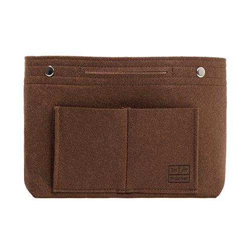 stil-macher - Organizador de bolso  Marrón marrón