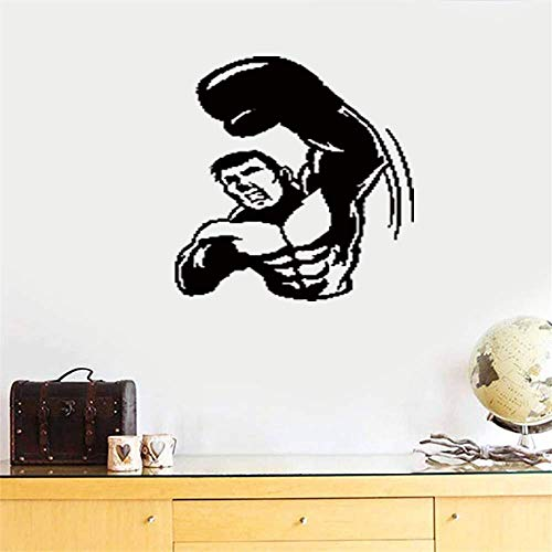 pegatinas de pared star wars Box Boxing Boxer Punch Deporte
