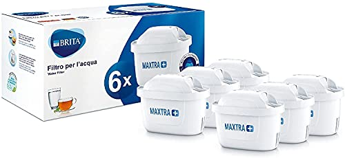 BRITA Maxtra Cartouches pour Filtre à Eau – Lot de 6 (EU Version)