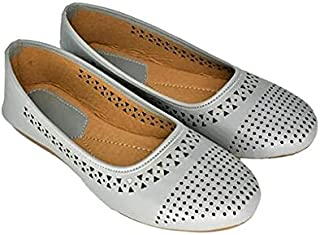 Family Fashion MART Women's Laser-Belly-Grey (S.NO-13)