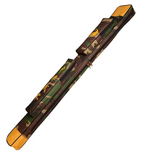 Juego de espadas de Tai Chi,tela de tendón de res de una sola capa gruesa,doble capa,bolsa de espada de artes marciales multifuncional,adecuada para Tai Chi,papel de aluminio,sable,sable y sable.