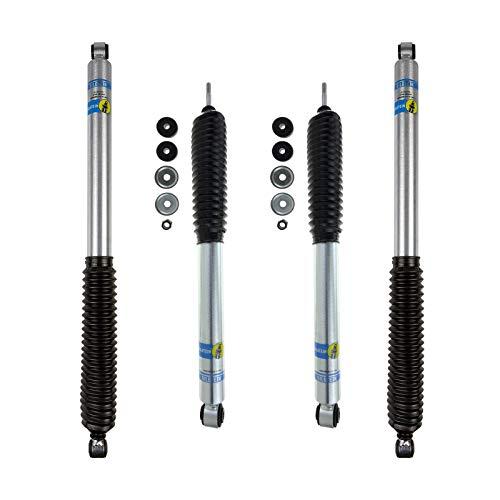 "Bilstein 5100 Monotube Gas Shocks Set - 07-15 for Jeep Wrangler JK with 1.5-3"" lift kits"