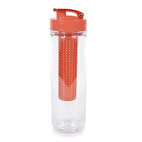 Manna Sport-Trinkflasche, 680 ml, Korallenrot