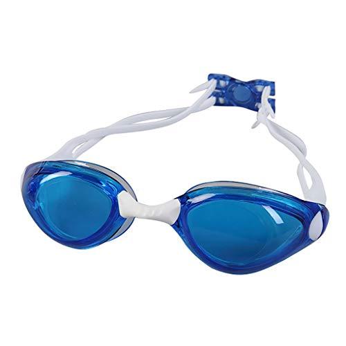 Fineday Cute Waterproof Swimming Goggles Anti-Fog Leak Proof Adult Diving, Swimming HotSales (Dark Blue)