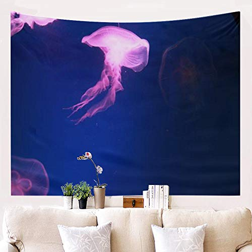bjyxszd Dorm Decor,Tapestry Wall HangingTapiz para el hogar en 3D,Tela de Pared de Medusas,Tela para Colgar,Tela de Fondo,Imagen para Colgar,Manta de decoración de Pared-6_El 150 * 200cm