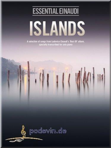 Ludovico Einaudi - Islands - Essential Einaudi - Klaviernoten [Musiknoten]