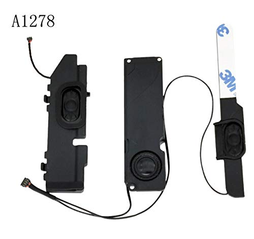 ANPBAORE Internal Right and Left Speaker Compatible with MacBook Pro 13' A1278 (Early 2011, Late 2011 & Mid 2012) MC700LL/A MD313LL/A MC724LL/A MD314LL/A MD101LL/A MD102LL/A