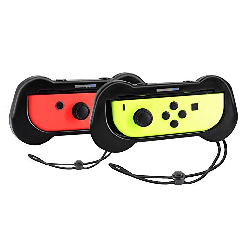 C-FUNN JYS handgreep Gamepad houder met riem voor Nintendo Switch Joy-con Gamepad
