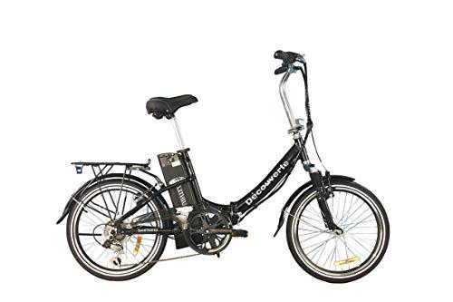 Velys - Vélo électrique Pliant Standard 37 V 12 Ah Roues de 20 Pouces - 80 Km d'autonomie