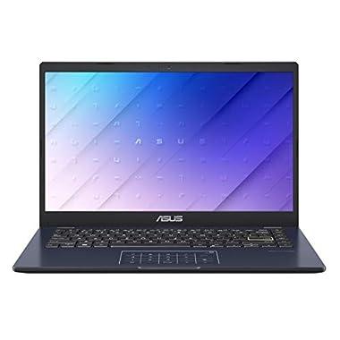 "ASUS Laptop L410 Ultra Thin Laptop, 14"" FHD Display, Intel Celeron N4020 Processor, 4GB RAM, 128GB Storage, NumberPad…"